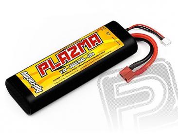 HPI - Plazma 7,4V 3000mAh 20C LiPo Stick sada