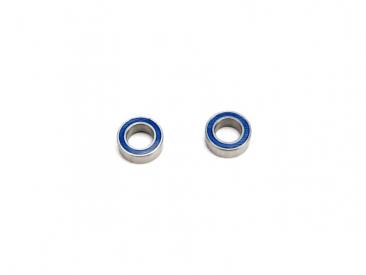 Ložisko chrom guma 4x7x2.5mm (2)