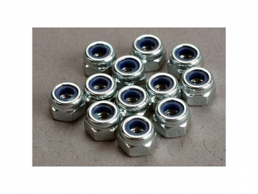 Matice samojistná ocel zink. M3 (12)
