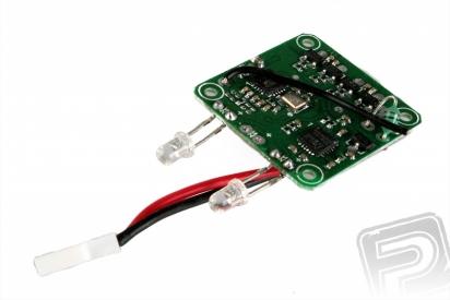 Micro Q4 - prijímač