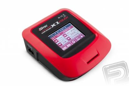 Nabíječ MultiCharger X1 Touch