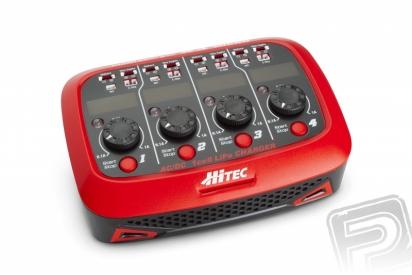 Nabíjač MultiCharger X4 Micro 4x 1S LiPo