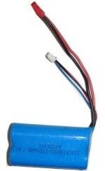 Náhradní akumulátor Li-Po 7,4V 1500 mAh