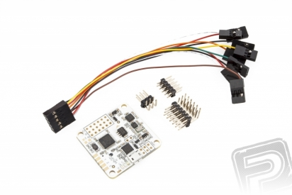 Naze32 riadiaca jednotka - plná verzia