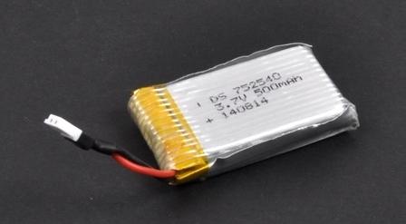 ND Spyrit - 3,7 V akumulátor 500 mAh