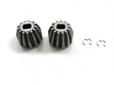 Ozubené koleso/hruška (2 ks)