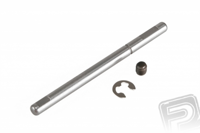 PC ND osička motora CESSNA, ALPHA