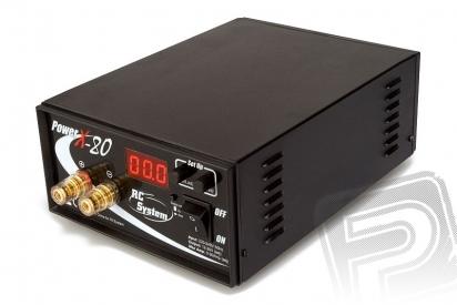 POWER X-80 spínaný stabilizovaný zdroj 12-30V, 0-30A (800W)