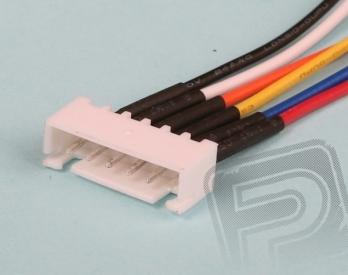 protikus servisního konektoru JST-XH ALIGN (5 čl.)