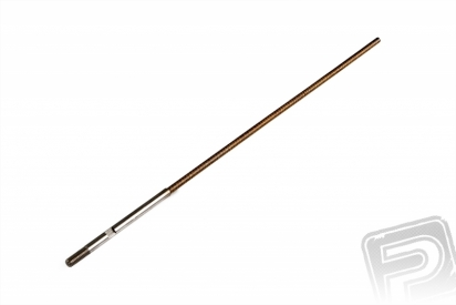Pružný hriadeě set 3,18*4 mm