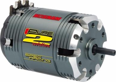 PURE 2 BL Spec Racing 10,5T motor