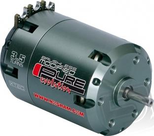 PURE EVO modified 5,0 závitový motor