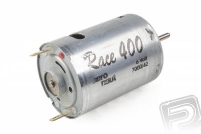 RACE-400 motor 6,0V