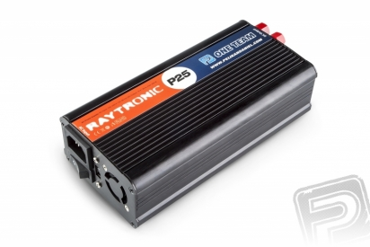 RAYTRONIC P25 stabilizovaný zdroj 15V/25A