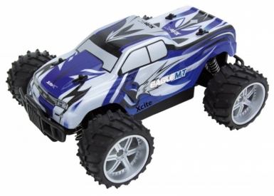 RC auto Eagle Monster Truck 2 WD RTR, modrá
