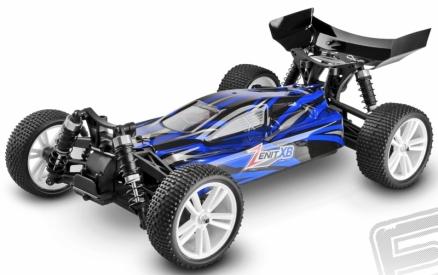 RC auto HiMoto ZENIT XB, modrá