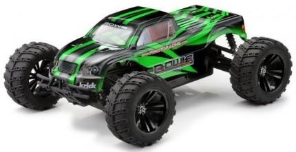 RC auto HSP Bowie 2,4 GHz, zelená