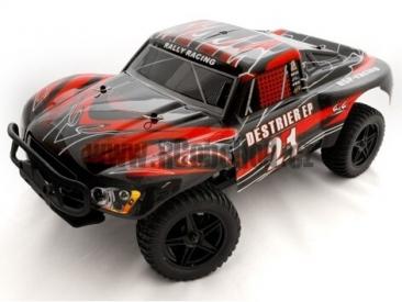 RC auto HSP Rally Monster - Desert SC