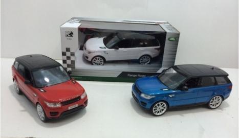 RC auto Range Rover 1:14 - MODRÁ