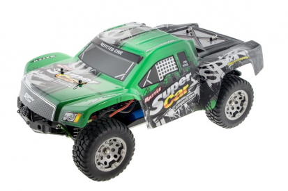 RC auto Short Course 4WD SUPER CAR
