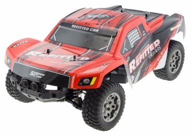 RC auto Short Course Offroad Reffited