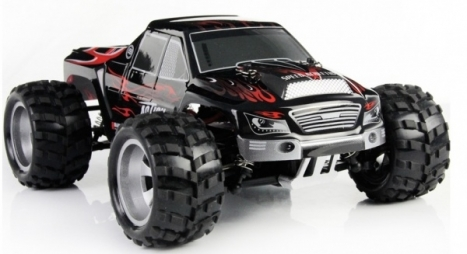 RC auto Vortex A979  - monster 4x4 - 1/18
