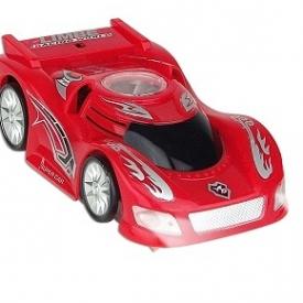 RC auto WALL CLIMBER 866, červená