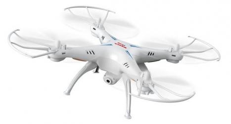 Dron Syma X5SW PRO, biela