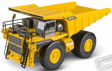 RC důlní náklaďák, 2.4GHz
