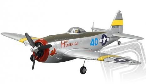 RC lietadlo P-47 Thunderbolt (Baby WB)