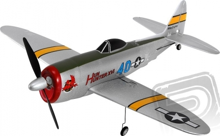 RC lietadlo P-47 Thunderbolt