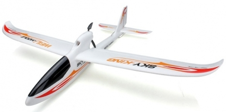 RC lietadlo Sky King F959 s kamerou