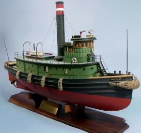 RC loď Brooklyn