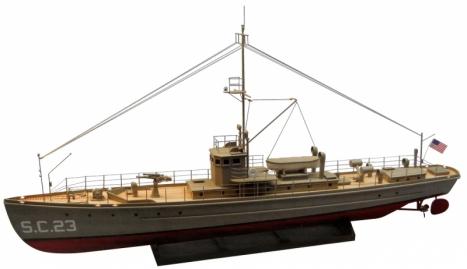 RC loď SC-1