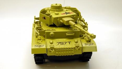 RC Obojživelník Challenger, žltá