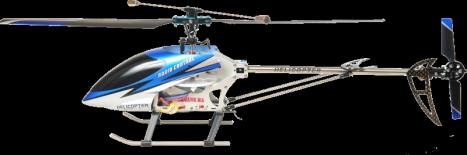 RC vrtuľník Double Horse 9104, modrá