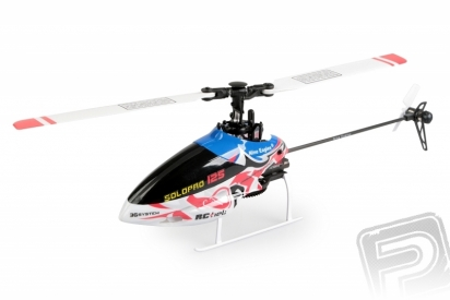 RC vrtuľník Solo Pro 125 3D