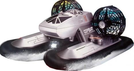 RC vznášadlo Hovercraft