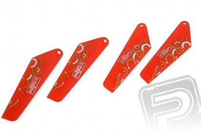 Súprava listov červená - NANOCOPTER NEW VERSION