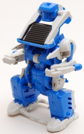Solárna stavebnica robot 3 v 1 Transformers