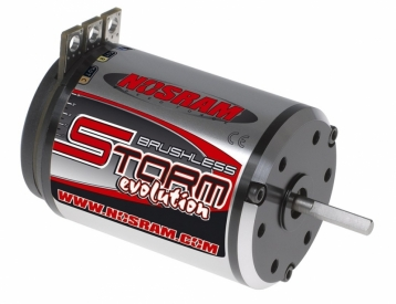 STORM EVOLUTION Brushless Modified 3,5 závitový motor
