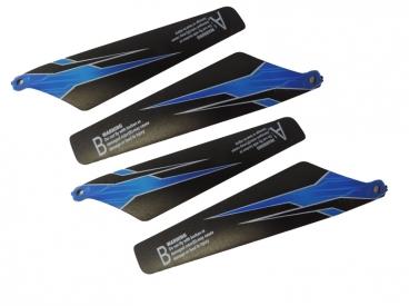 WL toys S929-02 hlavné listy rotora modré