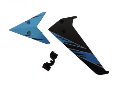 WL toys S929-03 chvostové stabilizátory modré