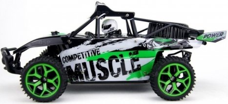 RC buggy X-Knight Muscle, zelená
