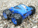 RC auto Aqua Stunt, modré