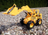 RC bagr RE-6801A 5ch bulldozers