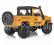 FUNTEK RAID 1/16 RTR 4WD – žltá farba