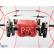 RC dron Kvadrokoptéra v klietke Rayline R 802-1