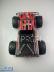 RC auto Racers, červená
