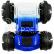 RC Double car, modré